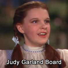 Judy Garland Discussion Board