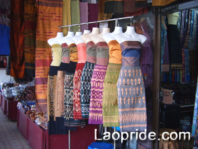 traditional lao clothing has always been part of lao culture and way