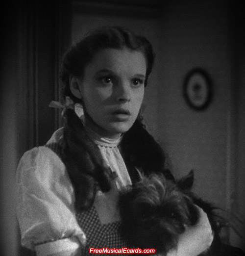 Judy Garland was the brightest actress in Hollywood