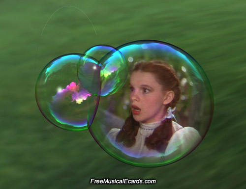 Judy Garland lived in a complete bubble during her life