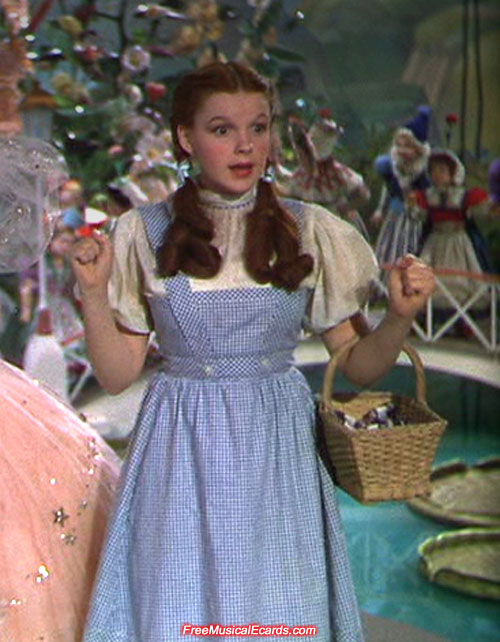 Judy Garland is the most beautiful and greatest talent in movie history