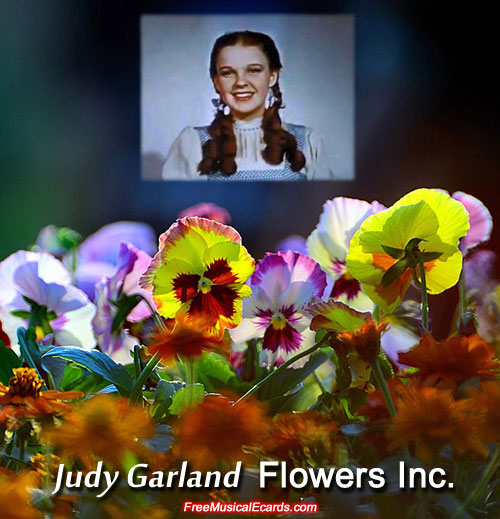 Judy Garland Flowers Inc.