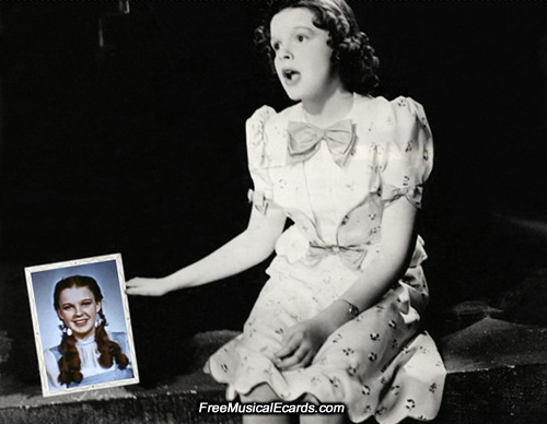 Judy Garland has something truly spectacular in her