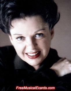 Older Judy Garland