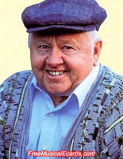 Older Mickey Rooney