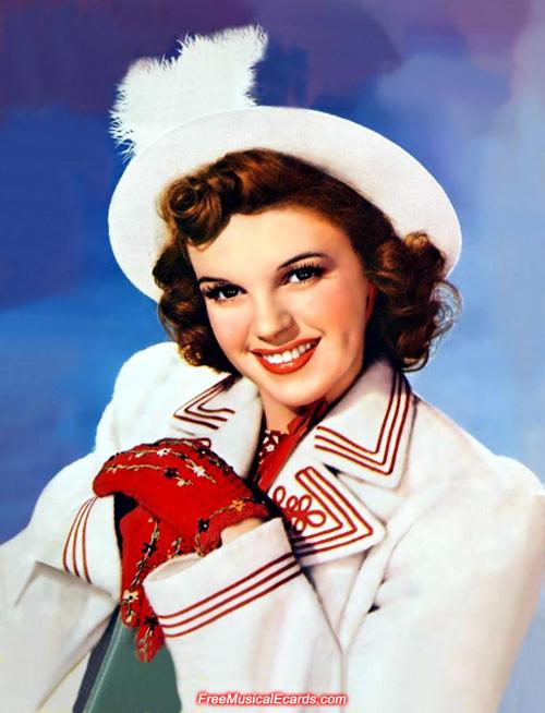Pretty Judy Garland