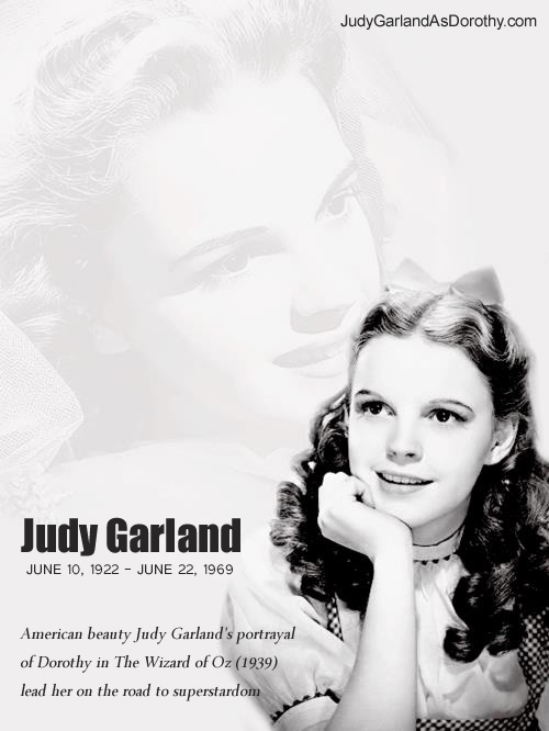 The Wizard of Oz put Judy Garland on the Hollywood map