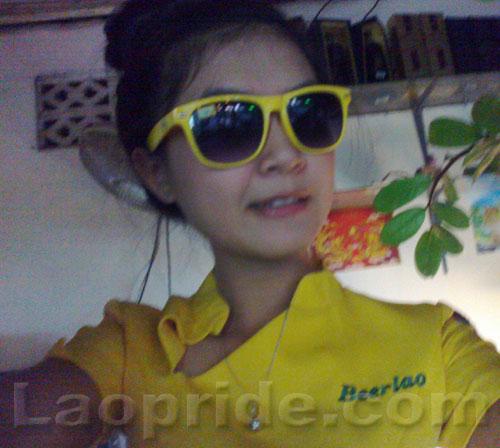 Beerlao girl