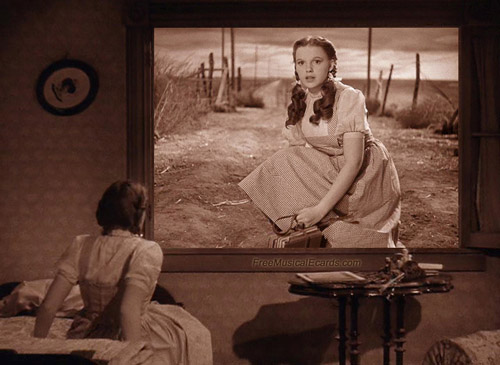 Judy Garland is hailed as one of the greatest screen goddesses