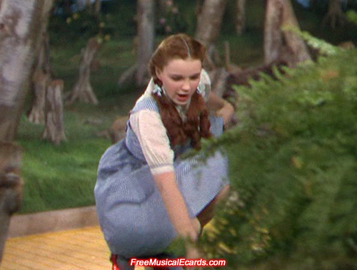 Judy Garland maintained her beauty and youthful appearance