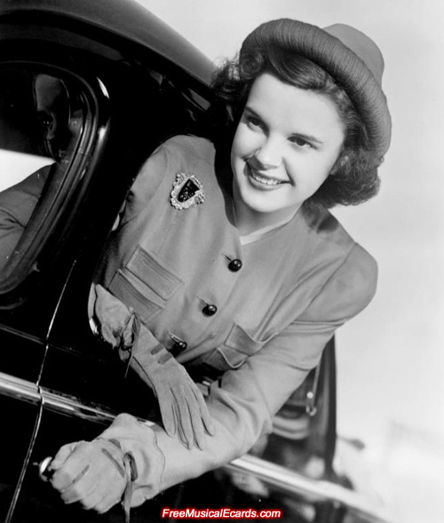 Judy Garland was the most sought-after female actress
