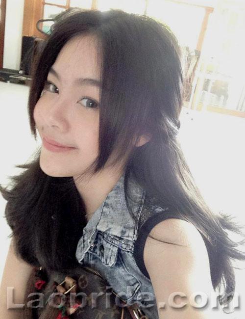 Lao female student