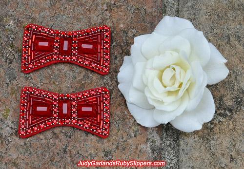 High quality, hand-sewn bows