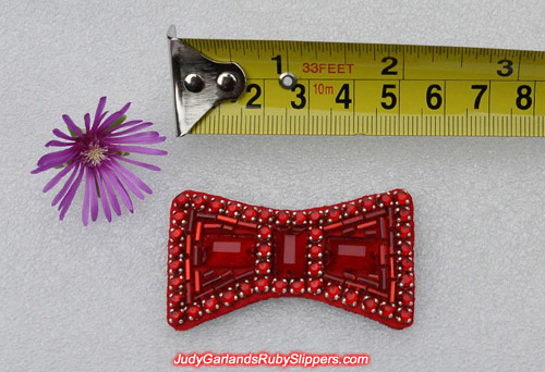 High quality, hand-sewn bows