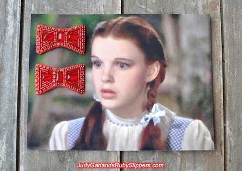 High quality replica ruby slipper bows