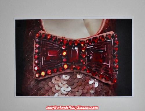Photo of ruby slipper bow