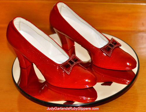 Ruby slipper base shoes