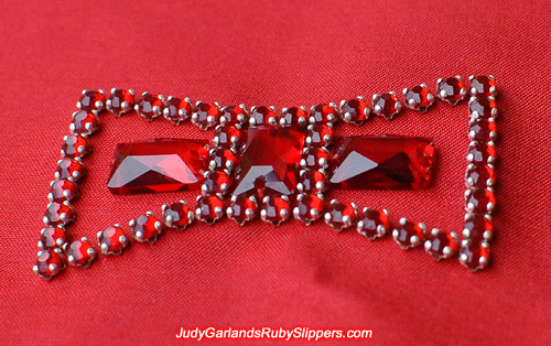 Ruby slipper bows