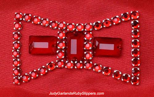 Ruby slipper bows