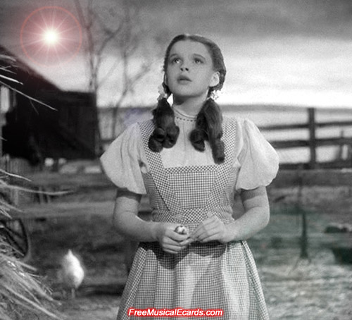 The adorable Judy Garland showed the world why she is number one
