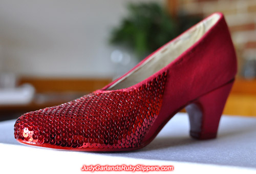 The making of Judy Garland's ruby slippers