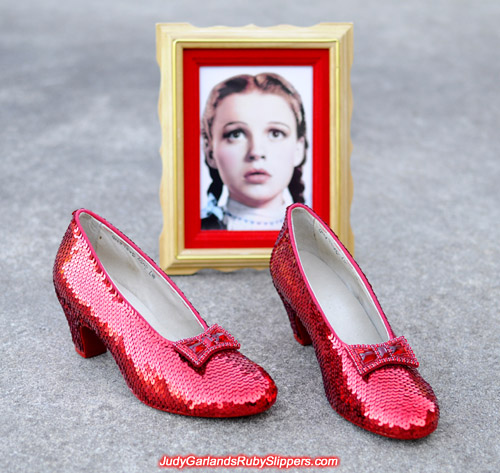 The Rolls-Royce of ruby slippers