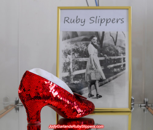 Update on our ruby slipper project