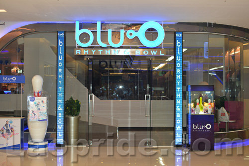 Blu-O Rhythm and Bowl in Vientiane, Laos