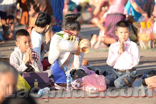 Boun That Luang Festival 2016