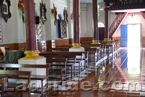 Catholic Church in Laos