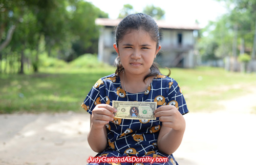 Donations in Laos