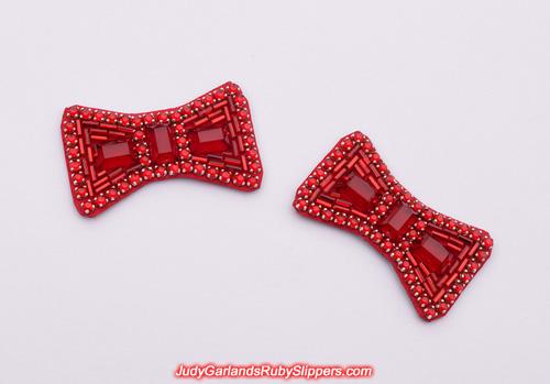 High quality ruby slipper bows