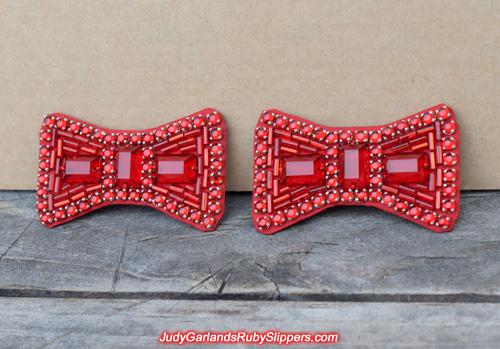 High quality ruby slipper bows