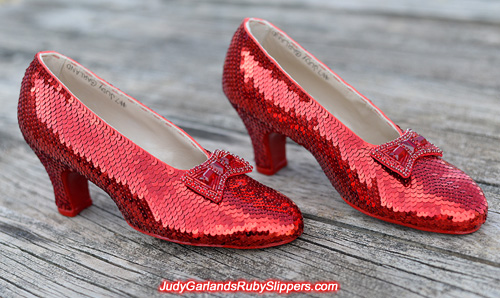 High quality ruby slippers