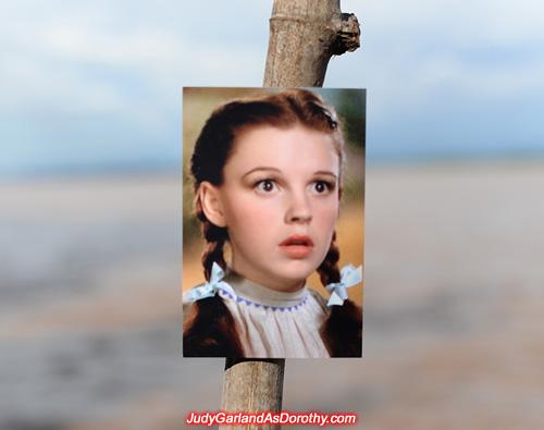 Judy Garland as Dorothy in Laos