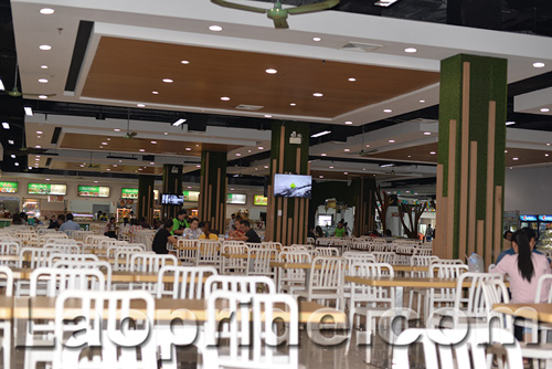 Lao ITECC shopping mall in Vientiane, Laos
