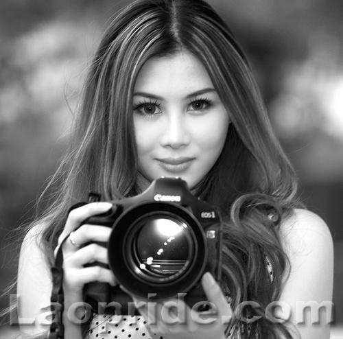 Lao Pride camerawoman
