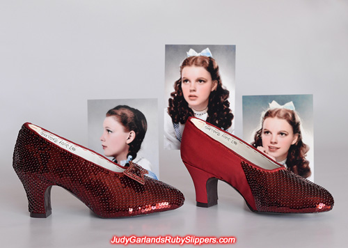 Limited edition ruby slippers is living up to our standards
