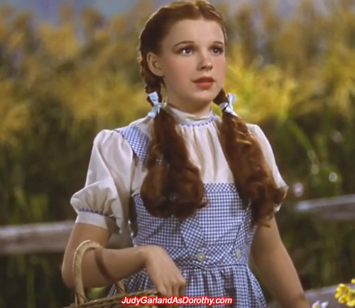 The Wizard of Oz secrets about Judy Garland as Dorothy revealed