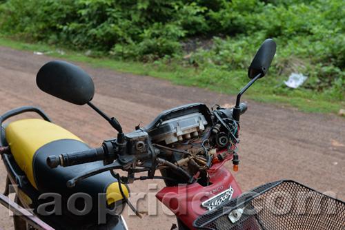Three-wheeled