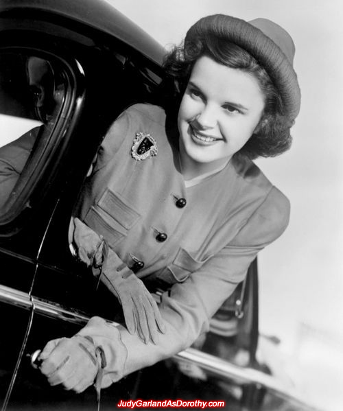 Judy Garland in 1939 (17 years old)
